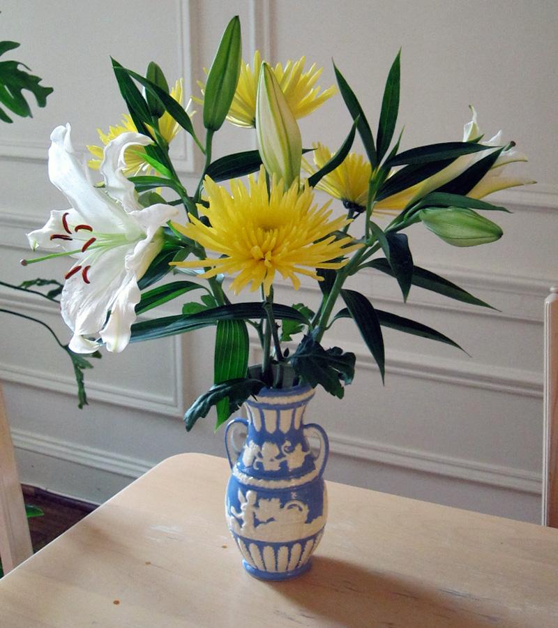 The finished arrangement (Credit: Celia Her City)