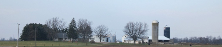 Ohio farmstead (Credit: Celia Her City)