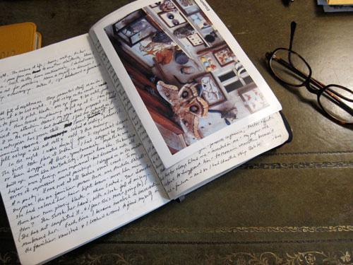 Open book (Credit: Celia Her City)