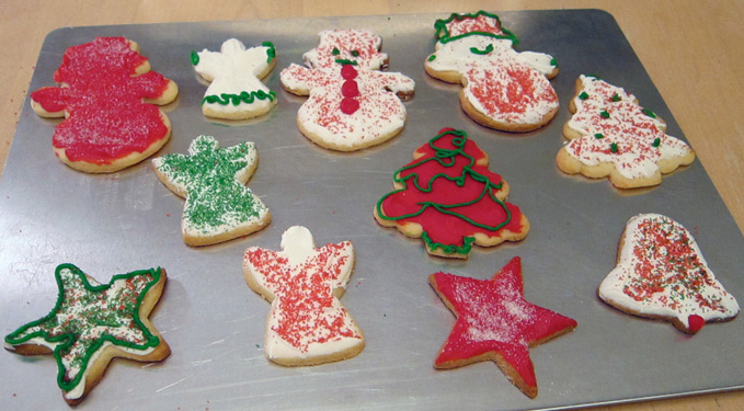Precious cookies (Credit: Celia Her City)