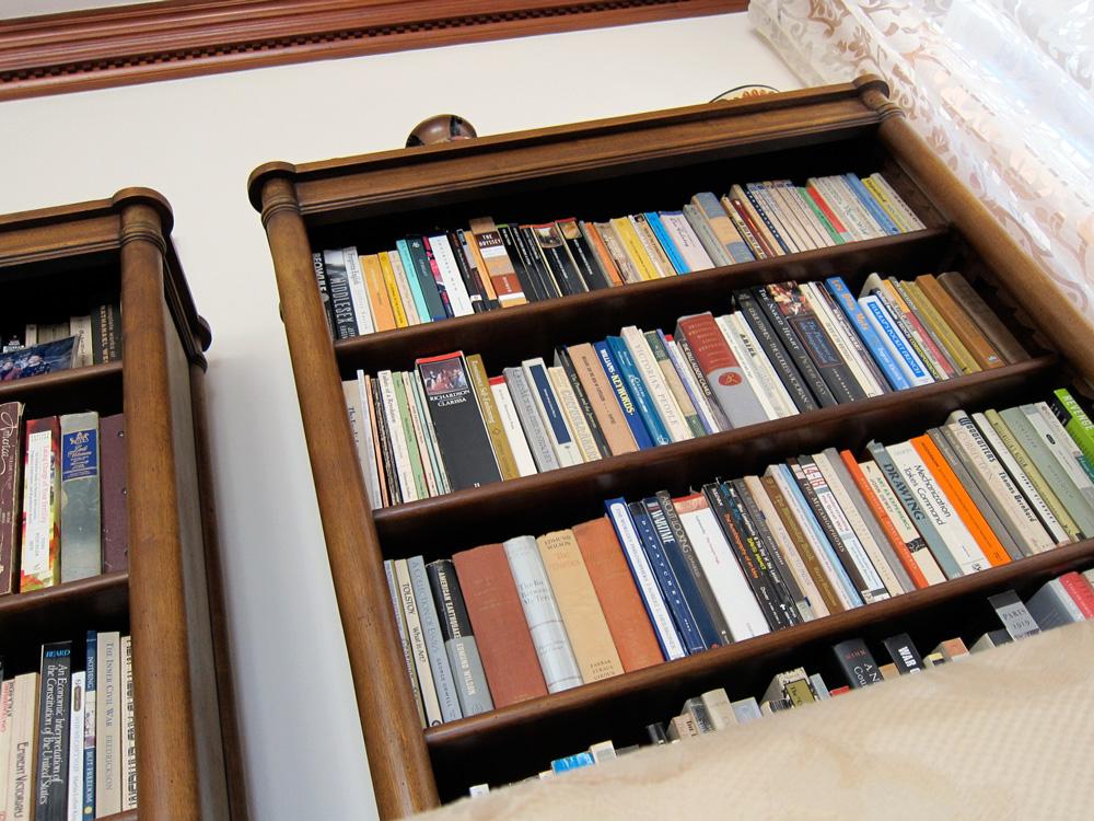 Celia's books (Credit: Celia Her City)