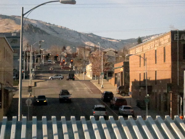Washington mountain town (Credit: Celia Her City)