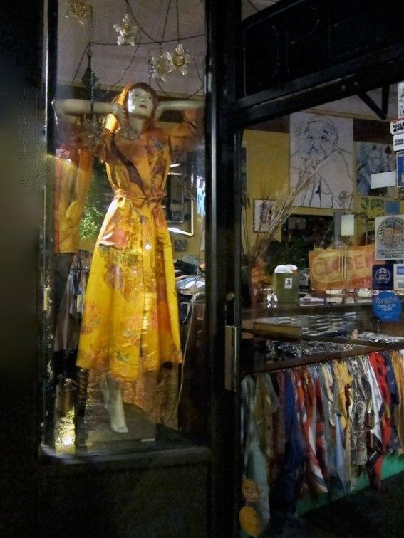 Awakening: mannequin in robe (Credit: Celia Her City)