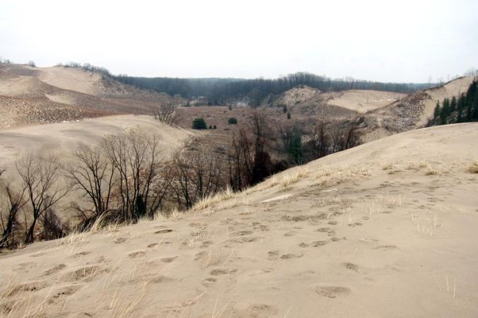 The drama of the dunes, © 2013 Celia Her City