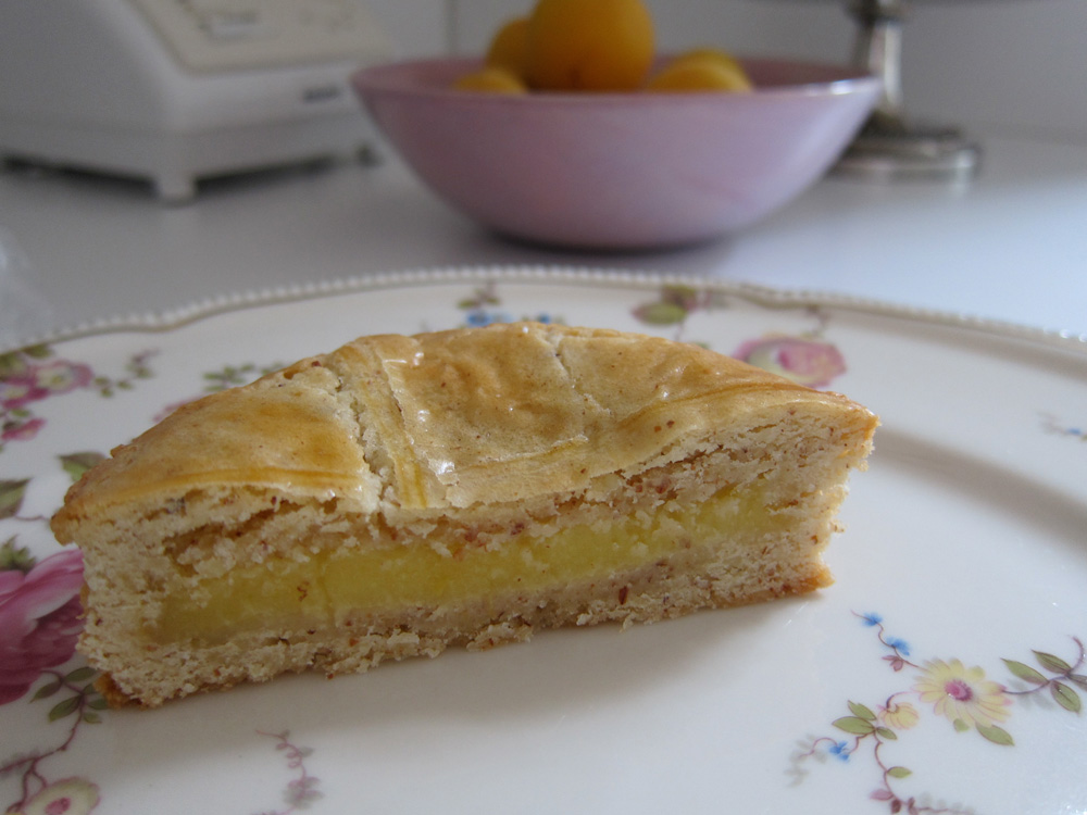 A lemon-filled pastry from Madison Sourdough, © 2013 Celia Her City